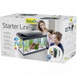 Аквариумный комплект Tetra Starter Line LED black 54L