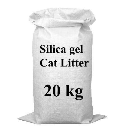 Наполнитель Elegant Cat силикагелевый 20 кг