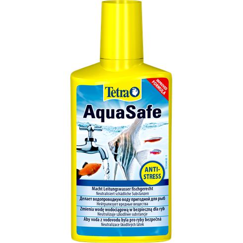Кондиционер для воды Tetra AguaSafe 100 ml