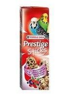Палочки Prestige для волнистых попугаев с семенами и лесными фруктами, 60г