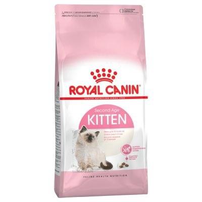 Сухой корм Royal Canin KITTEN STERILISED- 2 кг