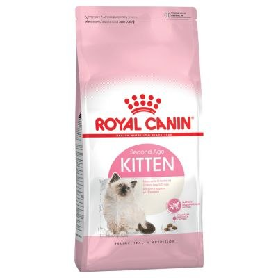 Сухой корм Royal Canin KITTEN - 4 кг