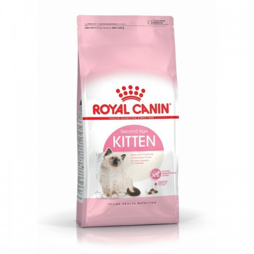 Сухой корм Royal Canin KITTEN - 10 кг