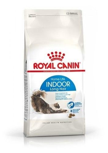 Сухой корм Royal Canin INDOOR LONG HAIR - 0,4 кг