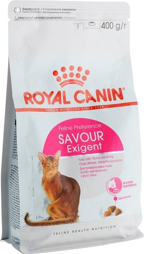 Сухой корм Royal Canin EXIGENT 35/30 SAVOIR SENSATION - 0,4 кг
