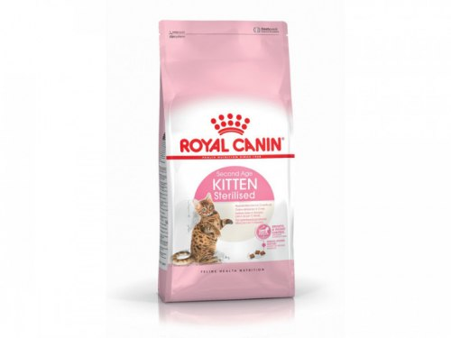 Сухой корм Royal Canin KITTEN STERILISED - 4 кг