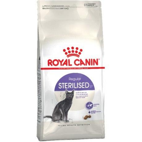 Сухой корм Royal Canin STERILISED - 4 кг