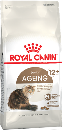 Сухой корм Royal Canin AGEING +12 - 4 кг