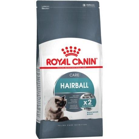 Сухой корм Royal Canin HAIRBALL CARE - 10 кг