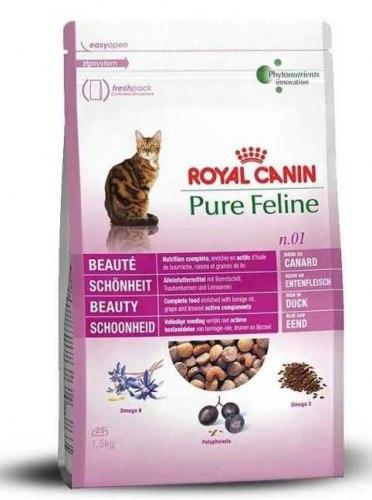 Сухой корм Royal Canin PURE FELINE BEAUTY - 0,3 кг