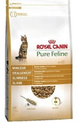 Сухой корм Royal Canin PURE FELINE SLIMNESS - 3 кг