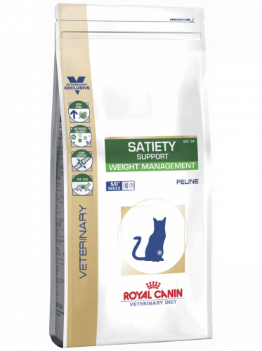 Сухой корм Royal Canin SATIETY FELINE - 3,5 кг