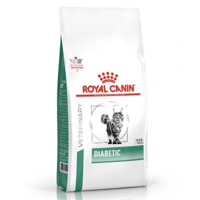 Сухой корм Royal Canin DIABETIC - 0,4 кг