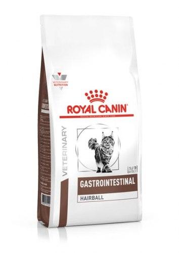 Сухой корм Royal Canin Gastro-Intestinal Hairball, 0.4 кг