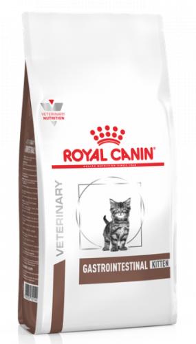 Сухой корм Royal Canin Gastro-Intestinal Kitten, 0,4 кг