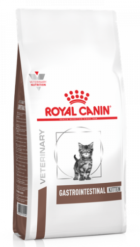 Сухой корм Royal Canin Gastro-Intestinal Kitten, 2 кг