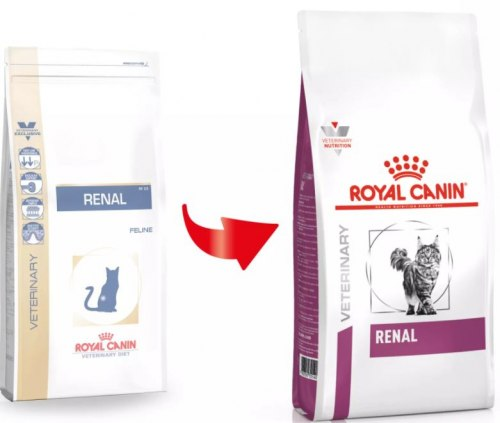 Сухой корм Royal Canin RENAL - 0,5 кг