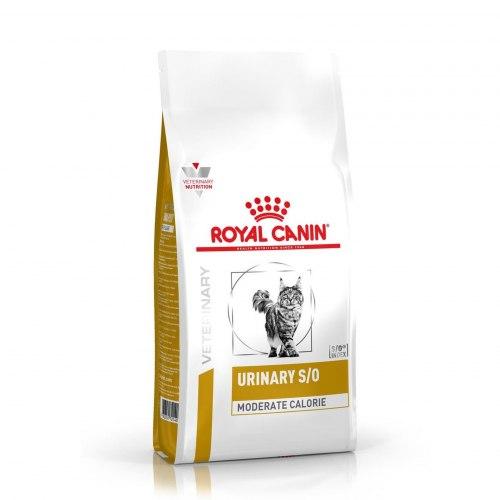 Сухой корм Royal Canin Urinary Feline S/O Moderate Calorie - 0,4 кг