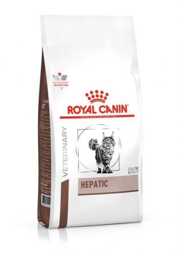 Сухой корм Royal Canin HEPATIC Feline - 2 кг
