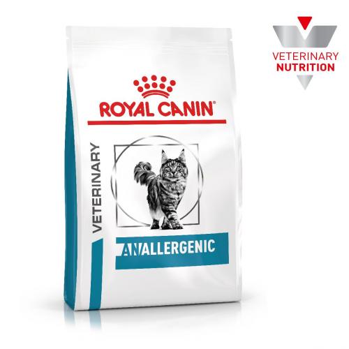 Сухой корм Royal Canin ANALLERGENIC CAT - 2 кг