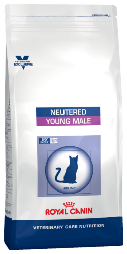 Сухой корм Royal Canin Neutred Young Male - 1,5 кг