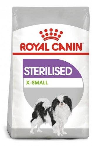 Сухой корм Royal Canin X-SMALL STERILISED 0,5 кг