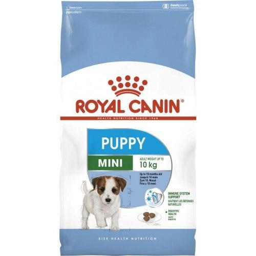 Сухой корм Royal Canin MINI JUNIOR - 4 кг