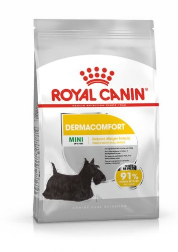 Сухой корм Royal Canin MINI DERMACOMFORT - 1 кг