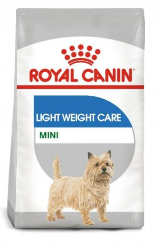 Сухой корм Royal Canin MINI Light Weing Care 3кг