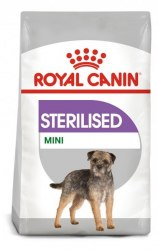 Сухой корм Royal Canin Mini Sterilised 8 кг
