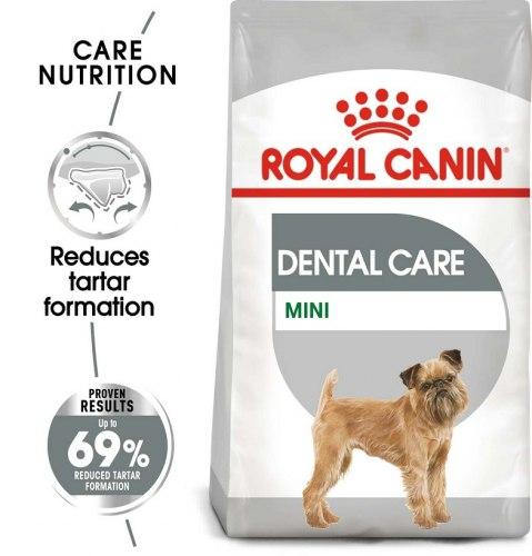 Сухой корм Royal Canin Mini Dental 1 кг