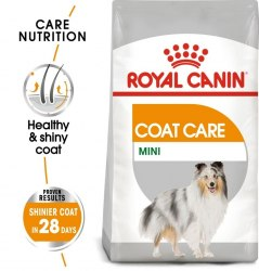 Сухой корм Royal Canin Mini Coat Care 3 кг