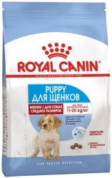 Сухой корм Royal Canin MEDIUM PUPPY - 14 кг