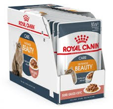 Влажный корм Royal Canin INTENSE BEAUTY in GRAVY 85 г/12 шт