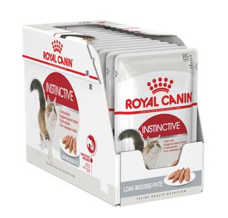 Влажный корм Royal Canin INSTINCTIVE LOAF 85г/12шт