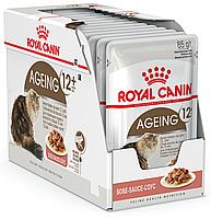 Влажный корм Royal Canin AGEING +12 in GRAVY 85 г/12 шт