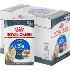 Влажный корм Royal Canin LIGHT WEIGHT CARE in GRAVY 85 г/12 шт