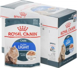 Влажный корм Royal Canin LIGHT WEIGHT CARE in JELLY 85 г/1 шт