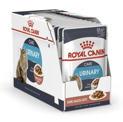 Влажный корм Royal Canin URINARY CARE 85 г/12 шт