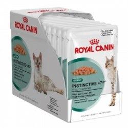 Влажный корм Royal Canin INSTINCTIVE +7 in GRAVY 85 г/1 шт