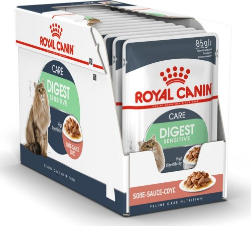 Влажный корм Royal Canin DIGEST SENSITIVE in GRAVY 85 г/12 шт