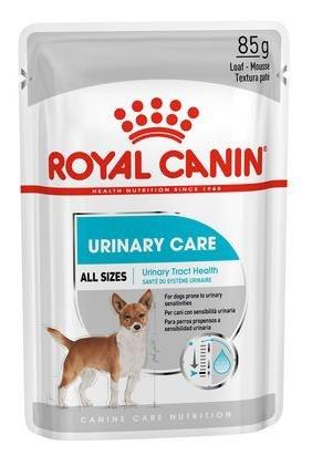 Влажный корм Royal Canin Urinary Care canine 85г/12 шт