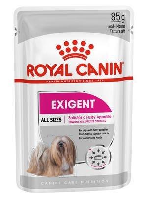 Влажный корм Royal Canin Exigent Care canine 85г/1 шт