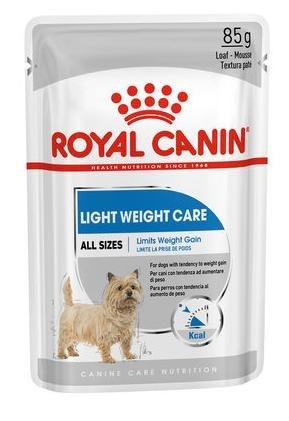 Влажный корм Royal Canin Light Weight Care canine 85г/12 шт