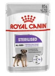 Влажный корм Royal Canin Sterilized canine 85г/1 шт