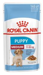 Влажный корм Royal Canin Medium Puppy 140г/1шт, в соусе