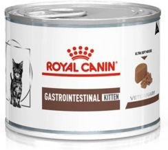 Влажный корм Royal Canin GASTRO INTESTINAL KITTEN 195г