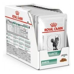 Влажный корм Royal Canin Diabetic Feline 85г/1шт
