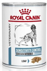 Влажный корм Royal Canin SENSITIVITY CANIN CHICKEN, 420г