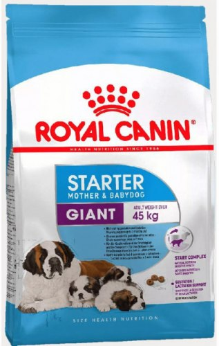 Сухой корм Royal Canin GIANT STARTER - 15 кг